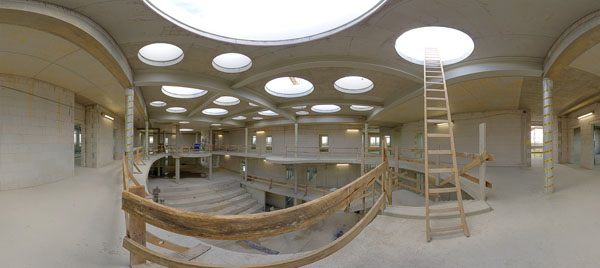 EV-Schule-Schönefeld im Bau
