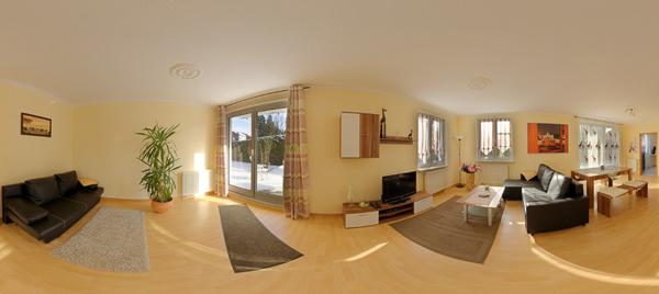 Villa Großziethen Wohnung 3